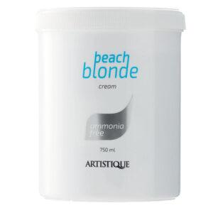 Artistique Beach Blonde Cream 750ml, krem do rozjaśniania włosów