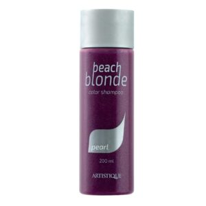 Artistique Beach Blonde Pearl Shampoo 200ml, szampon do włosów blond nadający perłowy odcień