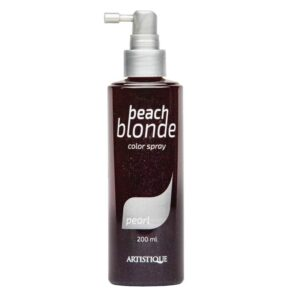 Artistique Beach Blonde Pearl Spray 200ml, spray do włosów blond nadający perłowy odcień