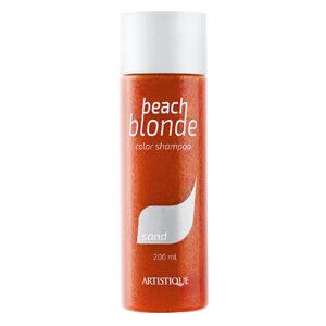 Artistique Beach Blonde Sand Shampoo 200ml, szampon do włosów blond nadający beżowy odcień