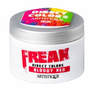 Artistique Freak Direct Colors Bloody Red 135ml, bezpośrednia farba do włosów, krwawa czerwień