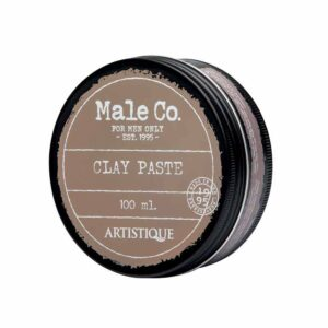 Artistique Male Co. Clay Paste 100ml Sucha pasta do włosów