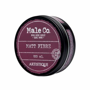 Artistique Male Co. Matt Fibre 100ml Matowa pasta do włosów