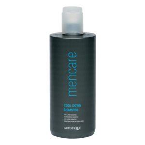 Artistique Mencare Men Cool Down Shampoo 1000ml Chłodzący szampon do włosów dla mężczyzn
