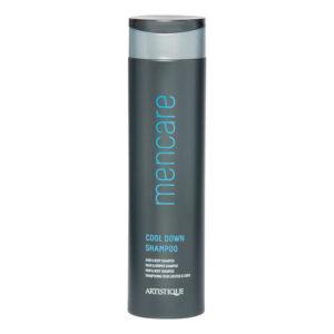 Artistique Mencare Men Cool Down Shampoo 250ml Chłodzący szampon do włosów dla mężczyzn