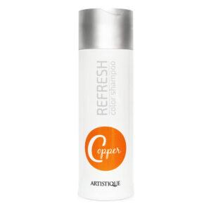 Artistique Refresh Color Shampoo Copper 200ml, szampon odświeżający kolor włosów miedzianych