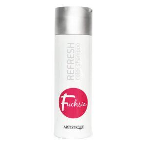 Artistique Refresh Color Shampoo Fuchsia 200ml, szampon odświeżający do włosów różowych
