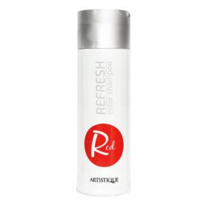Artistique Refresh Color Shampoo Red 200ml, szampon odświeżający kolor włosów czerwonych