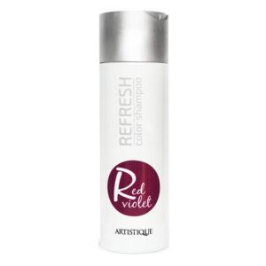 Artistique Refresh Color Shampoo Red/Violet 200ml, szampon odświeżający kolor włosów fioletowych
