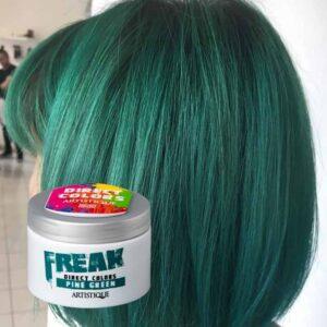 Freak Direct Colors Pine Green 135ml, bezpośrednia farba do włosów, zielona sosna