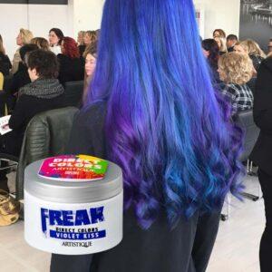 Freak Direct Colors Violet Kiss 135ml, bezpośrednia farba do włosów, świeży fiolet
