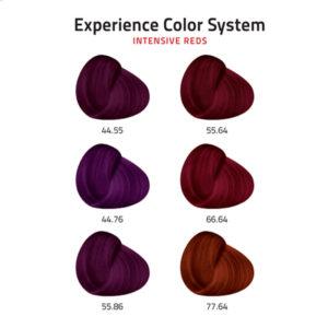 Artistique Intensive Reds - farby do włosów w intensywnych czerwonych kolorach