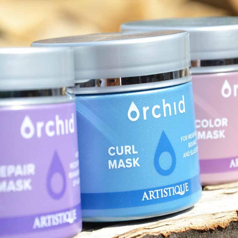 Artistique Orchid- wegańska seria kosmetyków do włosów