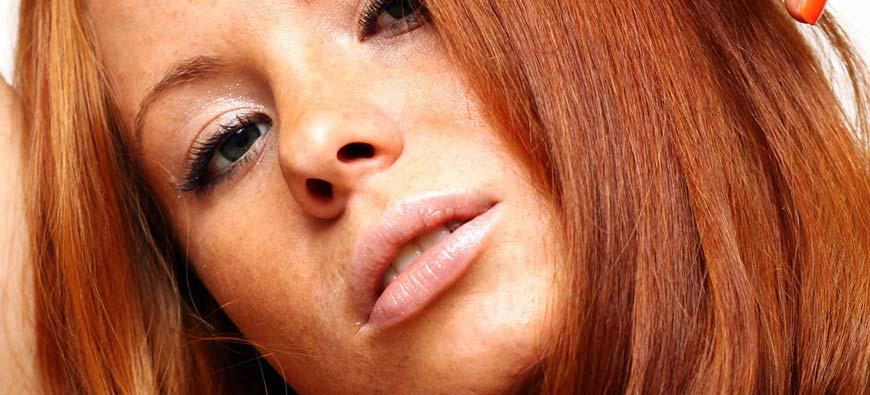 Odcienie rudego. rudy kolor włosów znów w modzie. Rude jest piękne!