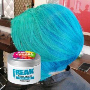Artistique Freak direct colors - turkusowa farba do włosów